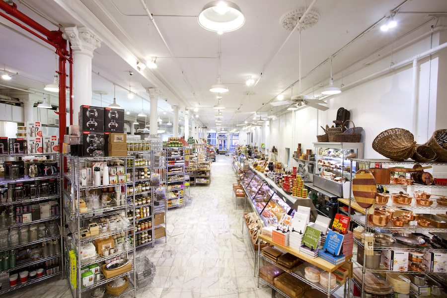 Dean & Deluca foostore in SoHo, New York - Dean & Deluca @ DesignMiami/ Market - Courtesy of Dean & De Luca.
