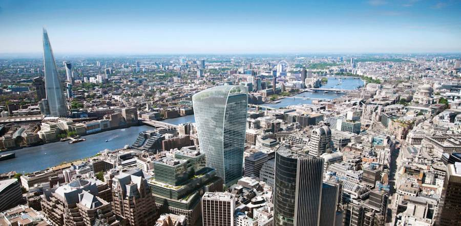 Rafael Viñoli Architects: 20 Fenchurch Street a.k.a. The Walkie Talkie - Courtesy of RVA.