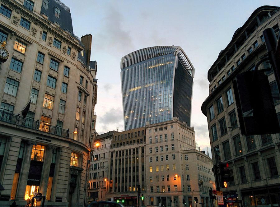 Rafael Viñoli Architects: 20 Fenchurch Street a.k.a. The Walkie Talkie - Photo by techboy_t