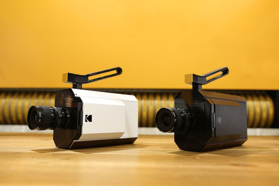 Kodak: new Super 8 by Yves Behar - Al photos: courtesy of Kodak.