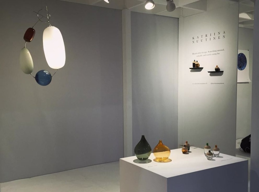 MAISON&OBJET 2016, Talents à la Carte - Photo by Katriina Nuutinen, Instagram @katriinanuutinen.