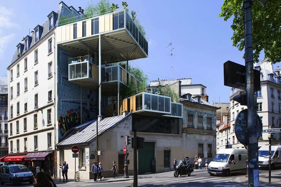 3BOX by Stephan Malka - Images courtesy of Stephan Malka Architectes.
