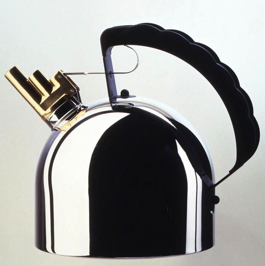 Richard Sapper, 9091 kettle alessi 1983 - All photos courtesy of Richard Sapper.
