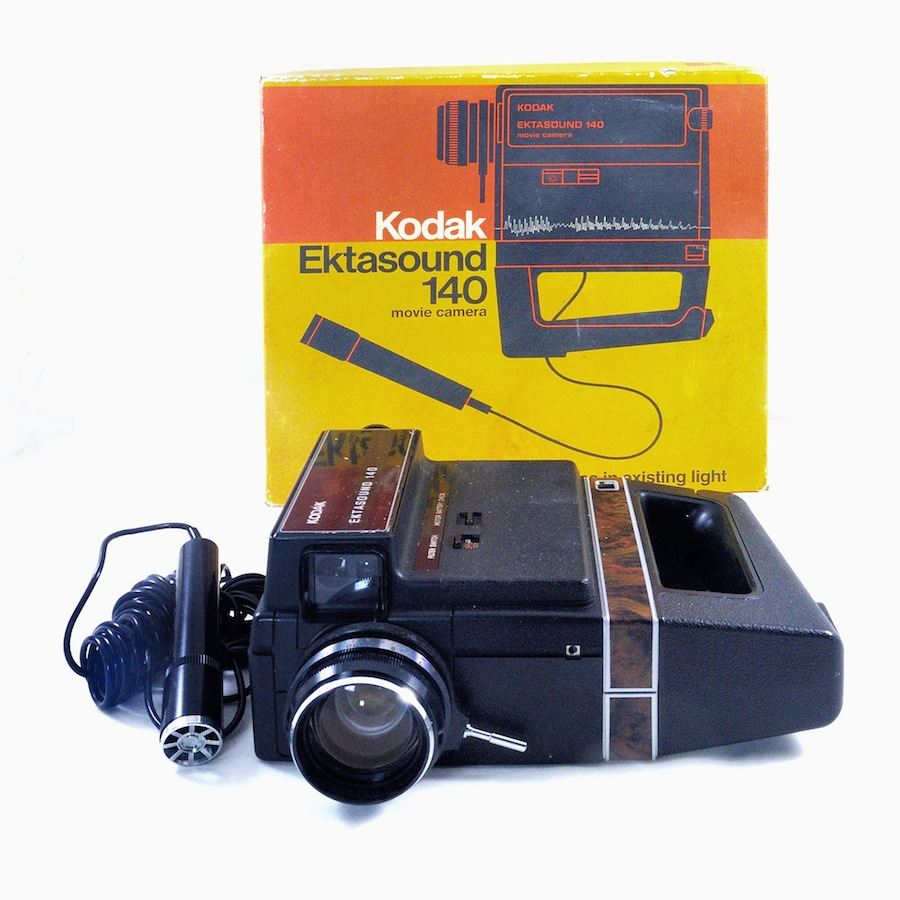Kodak Ektasound 140 - Photo by Gilles Péris y Saborit, Flickr CC.