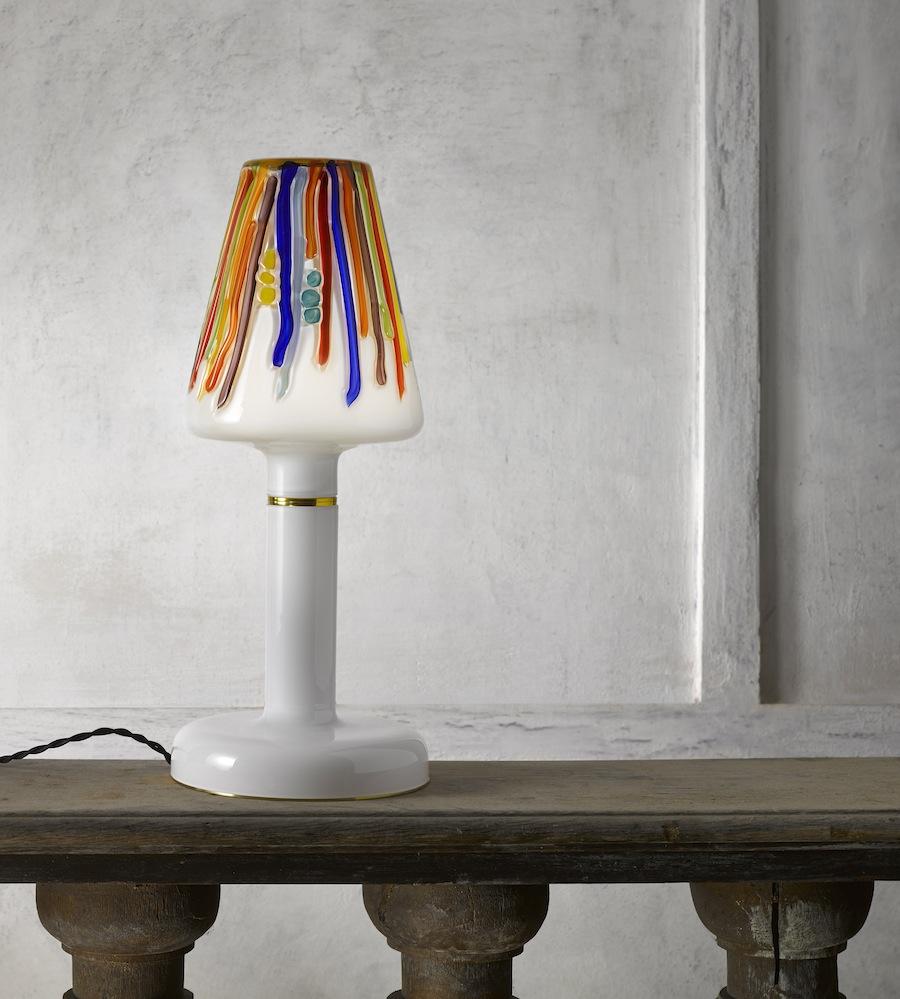 Lollipop Table Lamp.