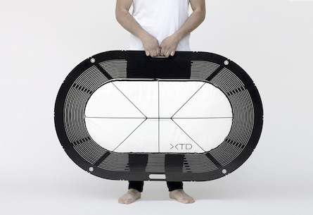 XTEND nomad bathtub