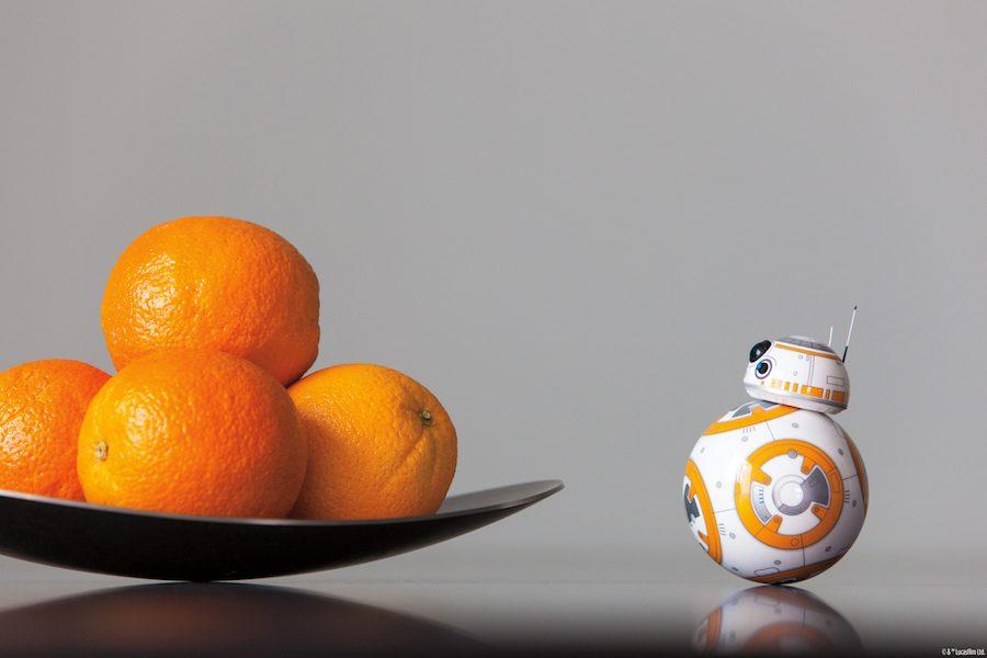 Toy of BB-8™ Droid™ by Sphero - Courtesy of Sphero.