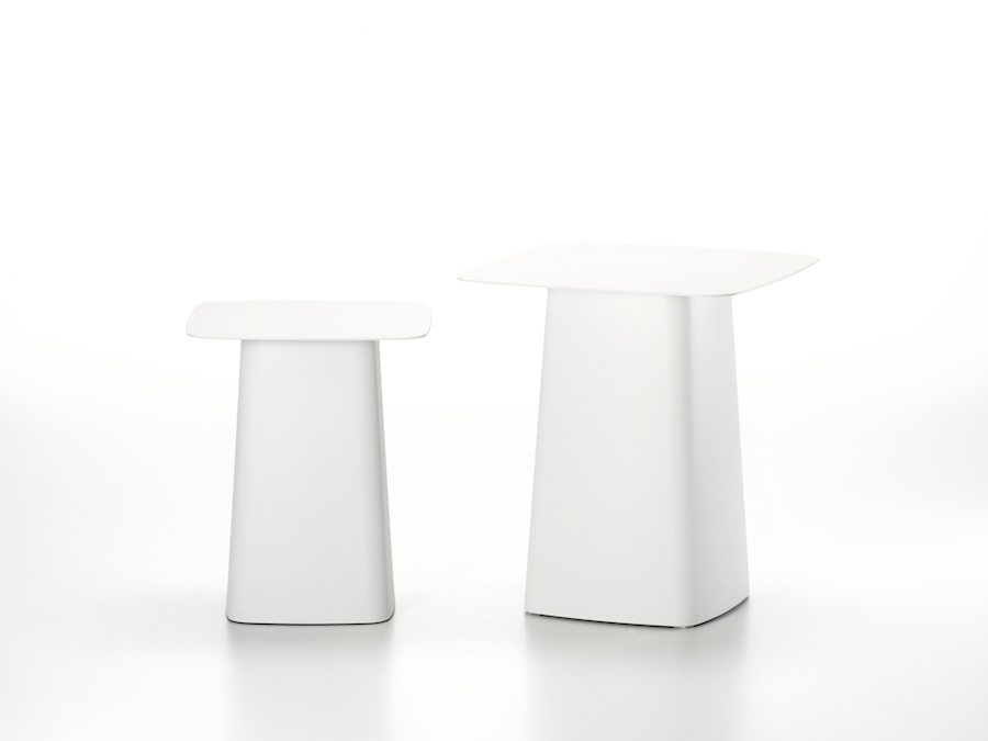Vitra White Collection