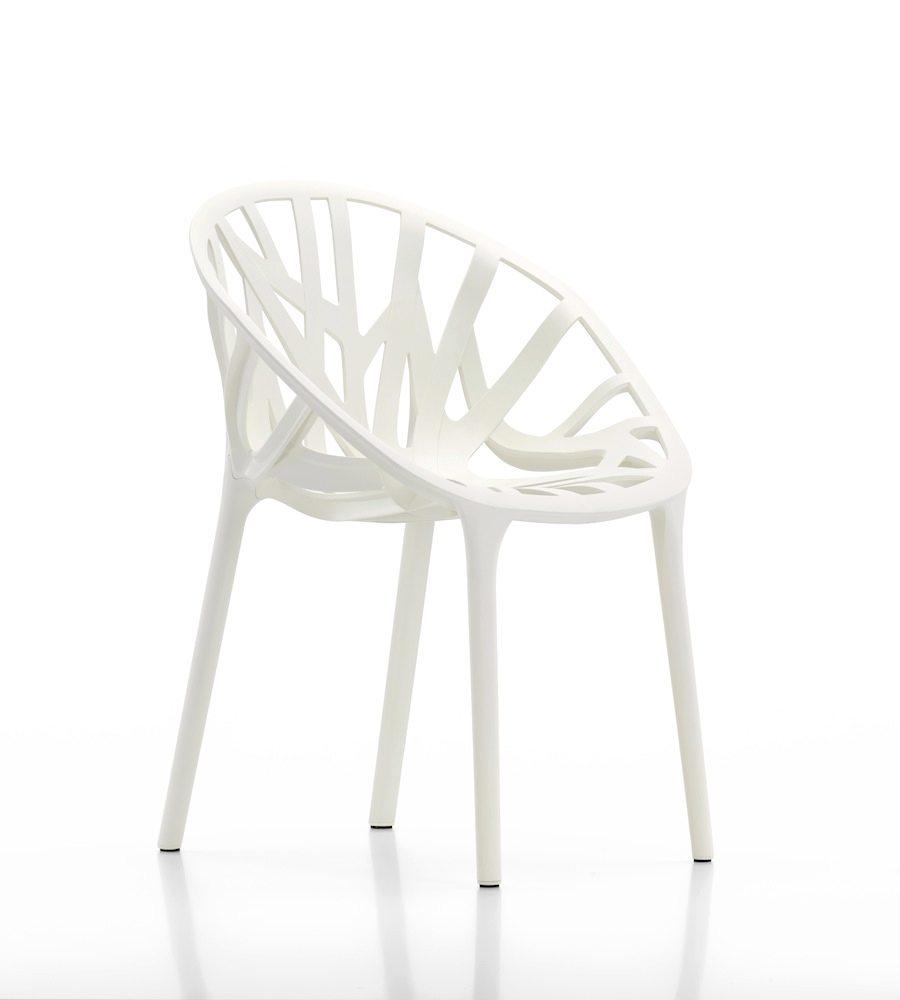 Vegetal chair by Ronan & Erwan Bouroullec - © Vitra, Fotograf: Marc Eggimann.