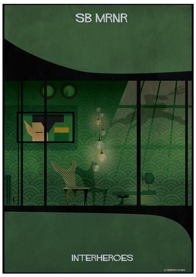 Federico Babina: INTERHEROES - Sub Mariner