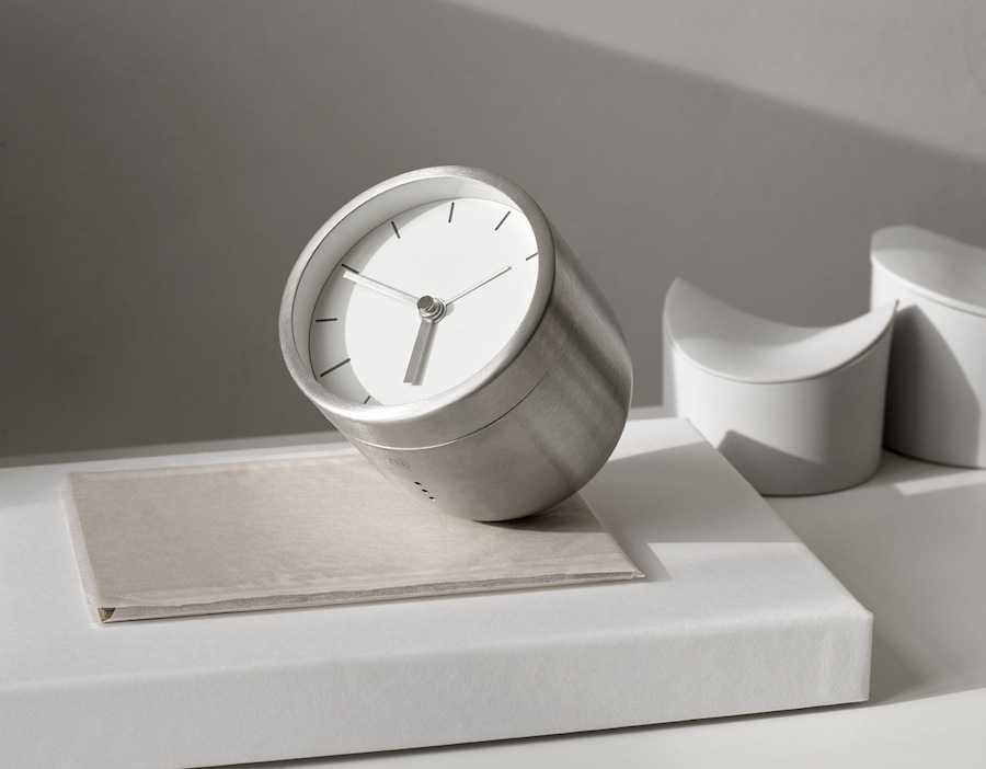 MENU A/S: Alarm clock by Norm Architects.