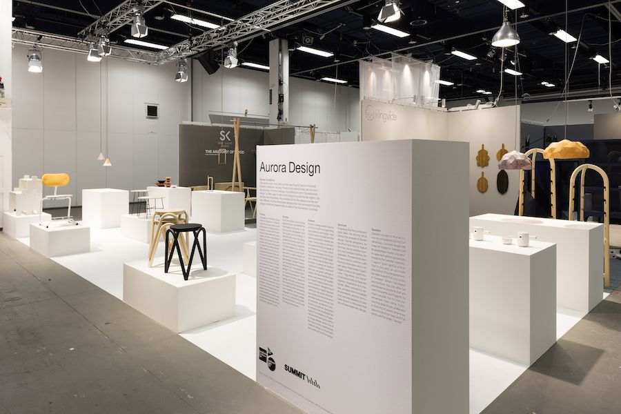Iceland extremely nordic design goes on show at the for Nordic design shop