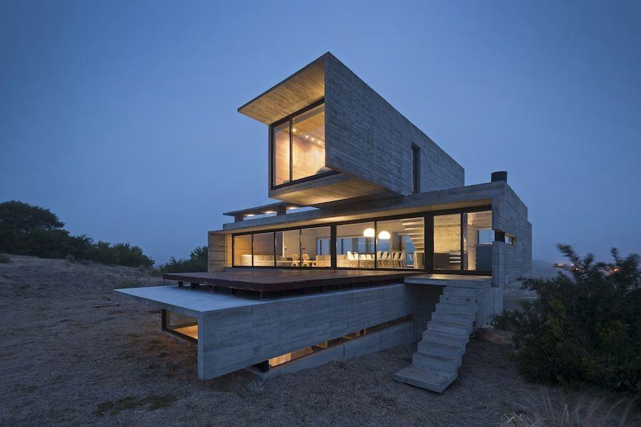 Golf House by Luciano Kruk 04