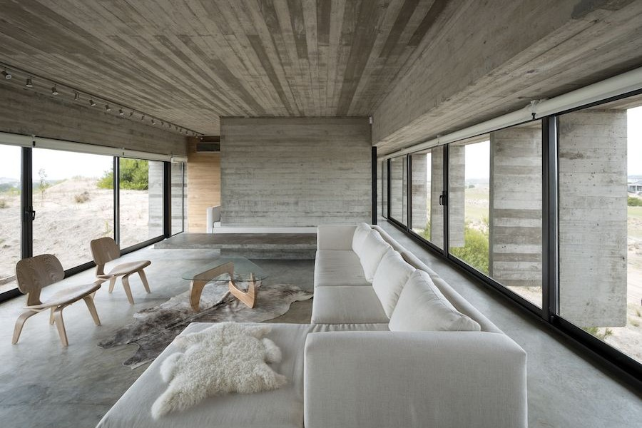 Golf House by Luciano Kruk 08
