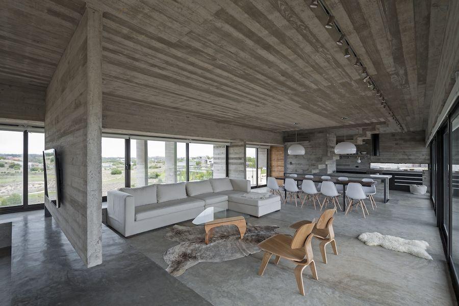 Golf House by Luciano Kruk 09