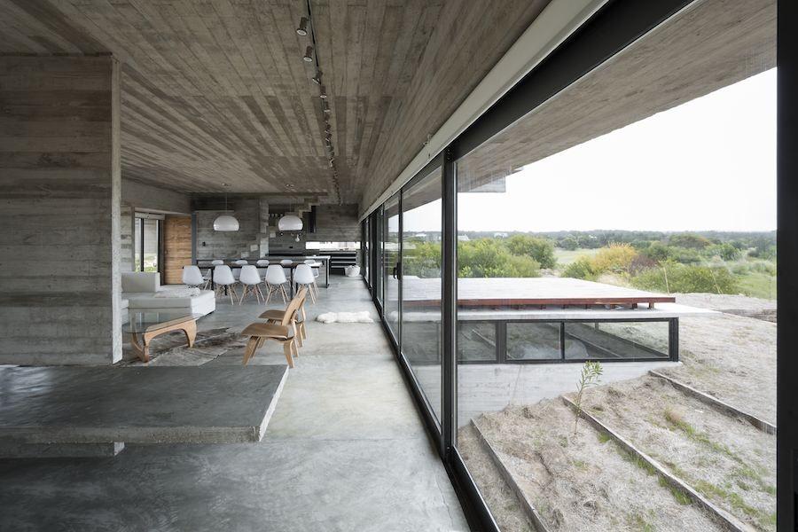 Golf House by Luciano Kruk 10