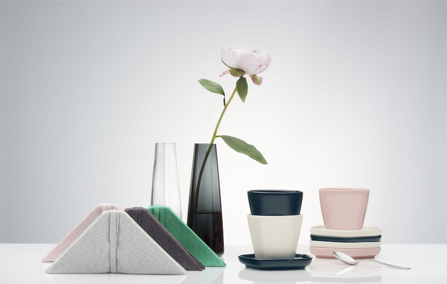 Iittala X Issey Miyake home collection - Photos by Iittala.