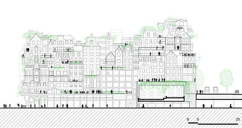 Paris par nous, Paris pour: Martin + Trottin and Périphériques Architects