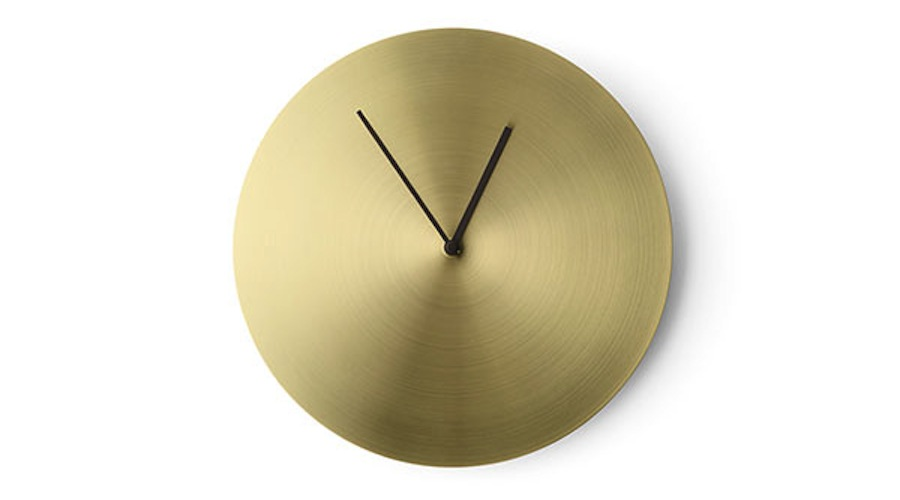 MENU A/S: Wall clock by Norm Architects.