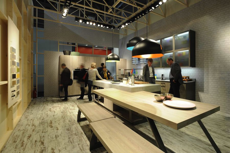 Salone del mobile milano 2016 mixes business and culture for Fiera del mobile milano 2017
