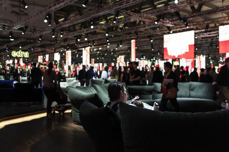 Salone del mobile milano 2016 mixes business and culture for Salone del mobile milano 2016
