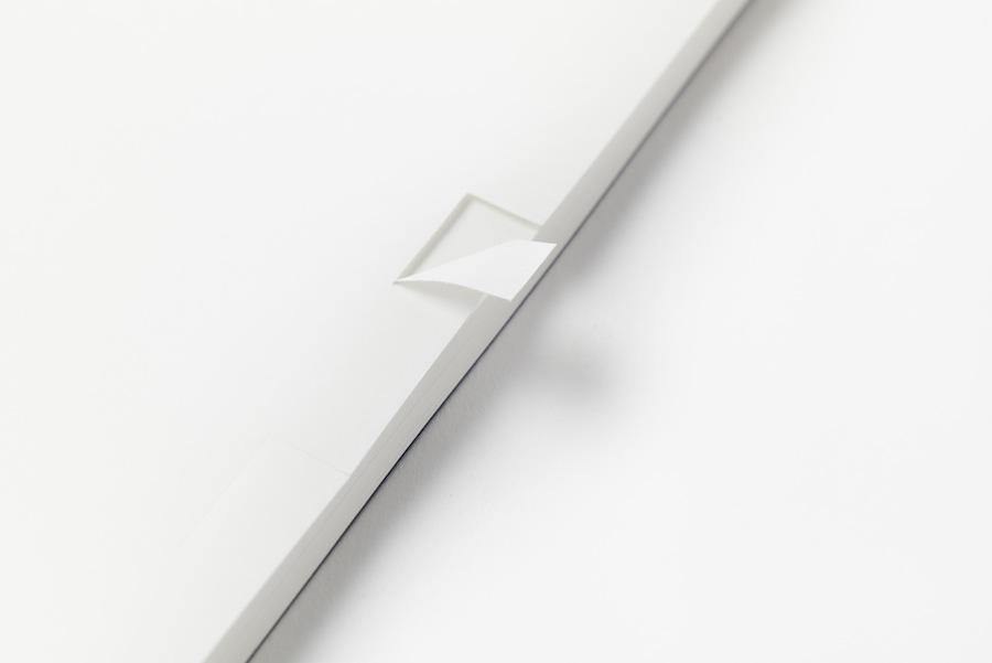 SmallerObjects: Tab Note Ear by Nendo.
