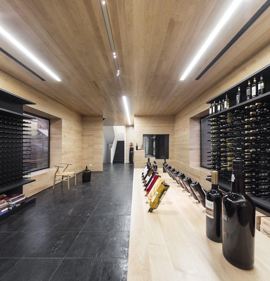 Alves de Sousa winery by Belém Lima