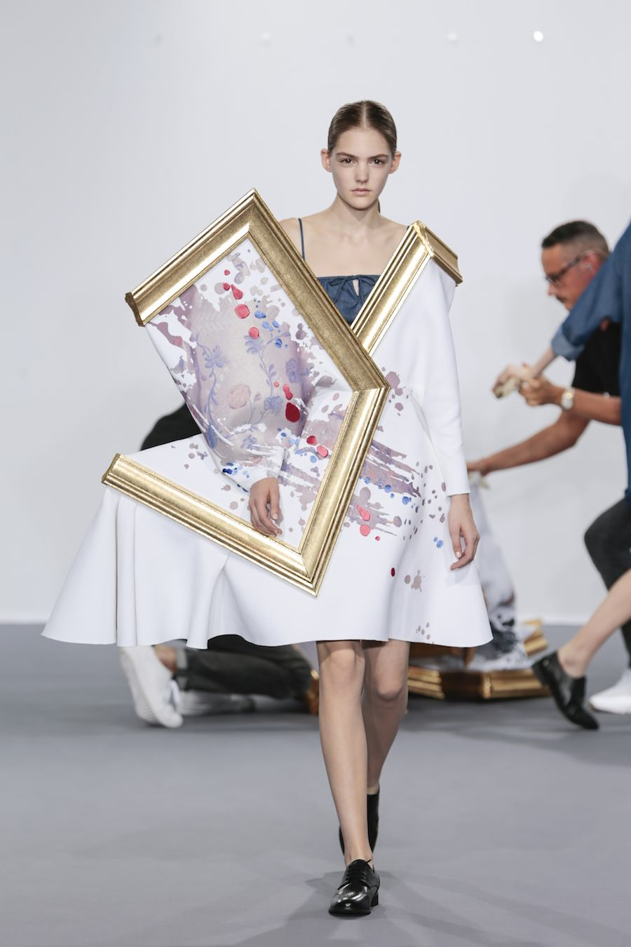A/W 2015 Wearable Art collection, VIKTOR&ROLF Haute Couture.
