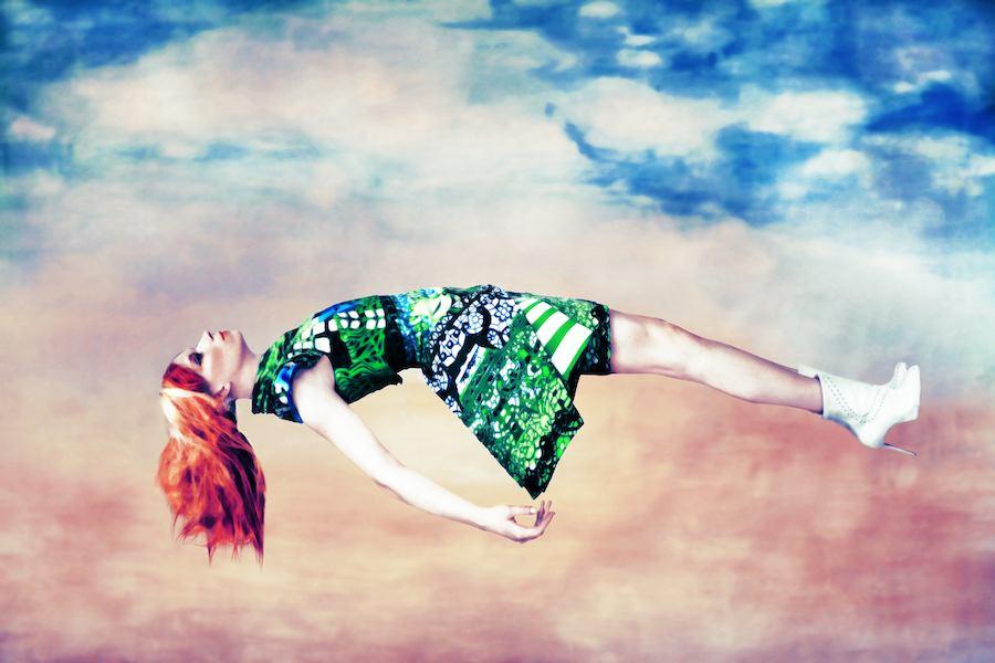 "Image of Mary Katrantzou's ""Expandit"" dress by Erik Madigan Heck."