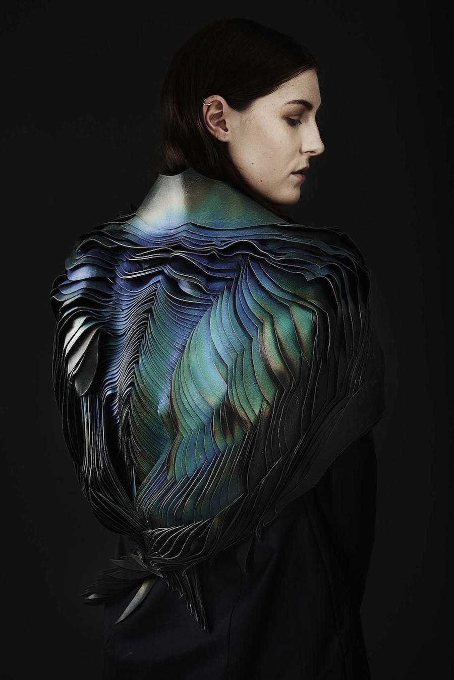 """The Bird,"""" Air Collection, 2014, T H E U N S E E N."""