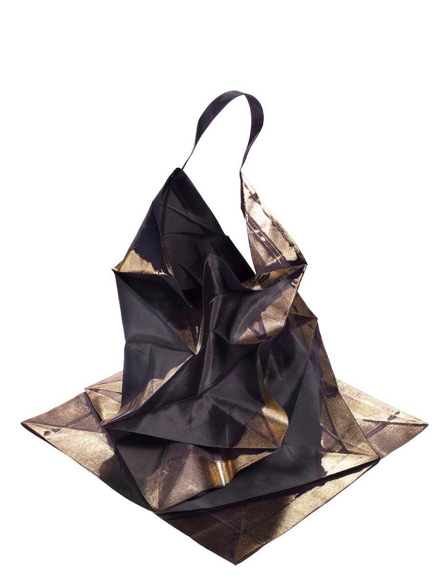 132 5 Dress, by Reality Lab and Miyake Design Studio.