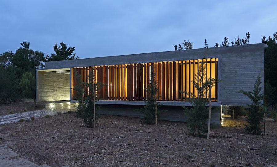 Casa S&S by Besonias Almeida Arquitectos