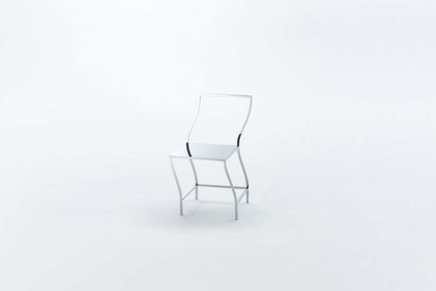 50 Manga chairs by Nendo