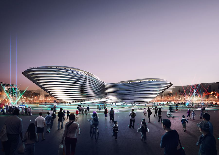 Dubai Expo 2020 - Mobilty Pavilion