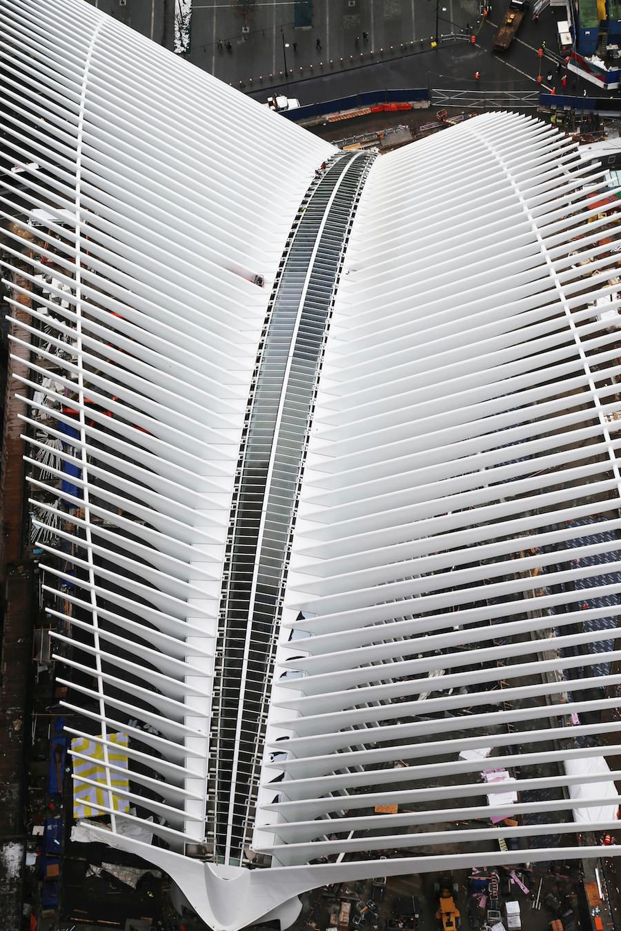 WTC New York by Santiago Calatrava