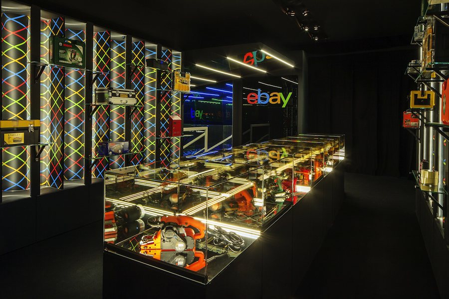EBAY Lab at Milan 2016
