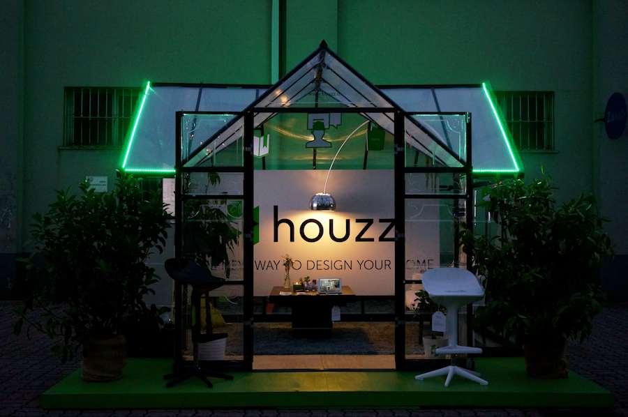 Houzz at Milan DW 2016 - Courtesy of Houzz