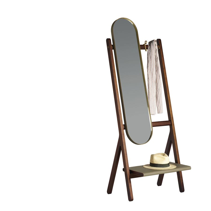 Ren_mirror coat rack