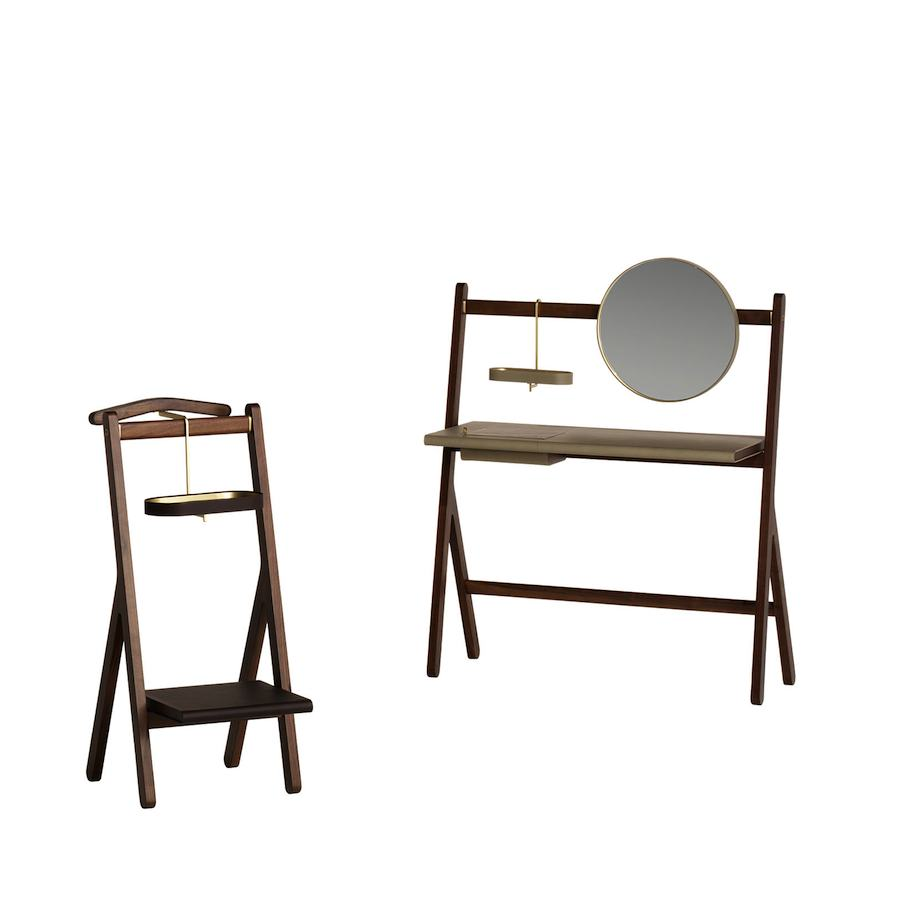 Ren_valet stand and console