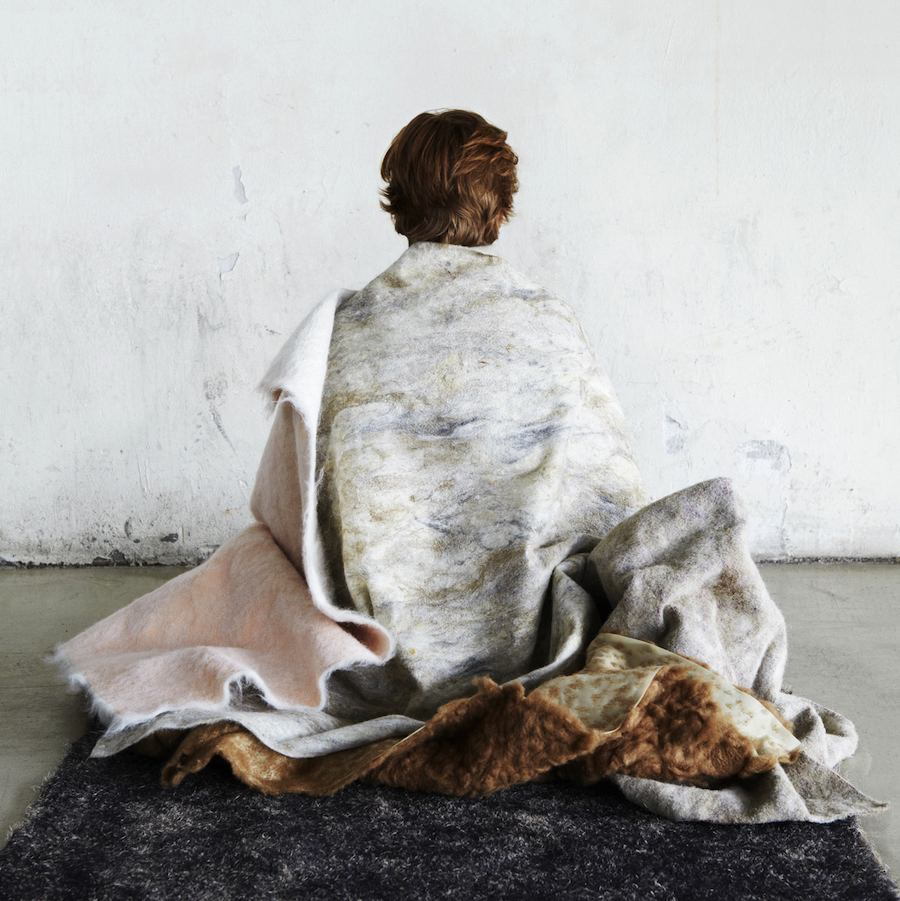 Fake Fur Project by Sanne Muiser
