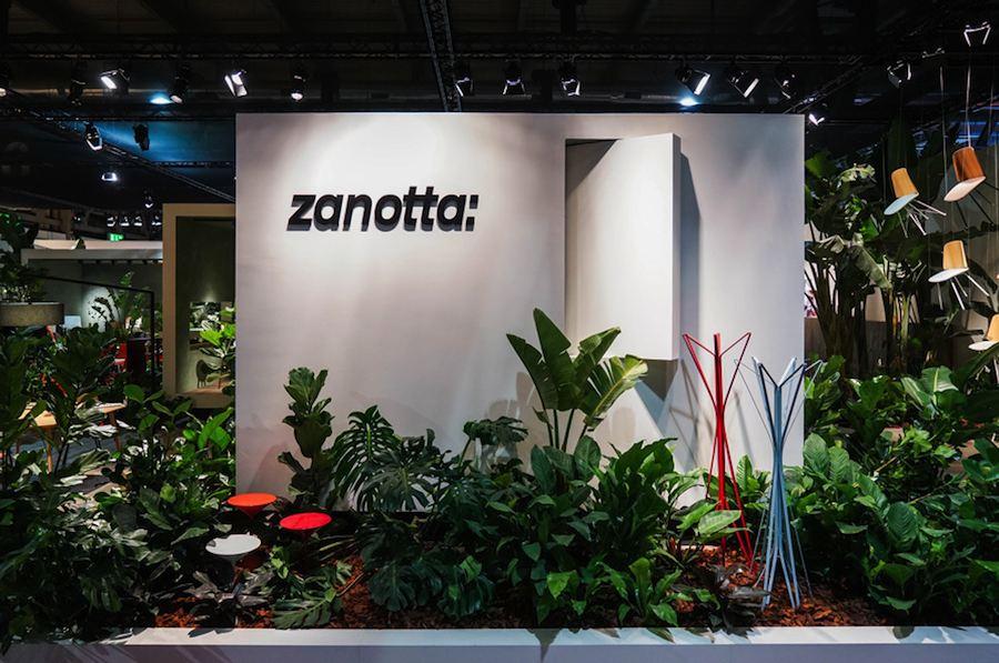 Zanotta @ Salone del Mobile 2016