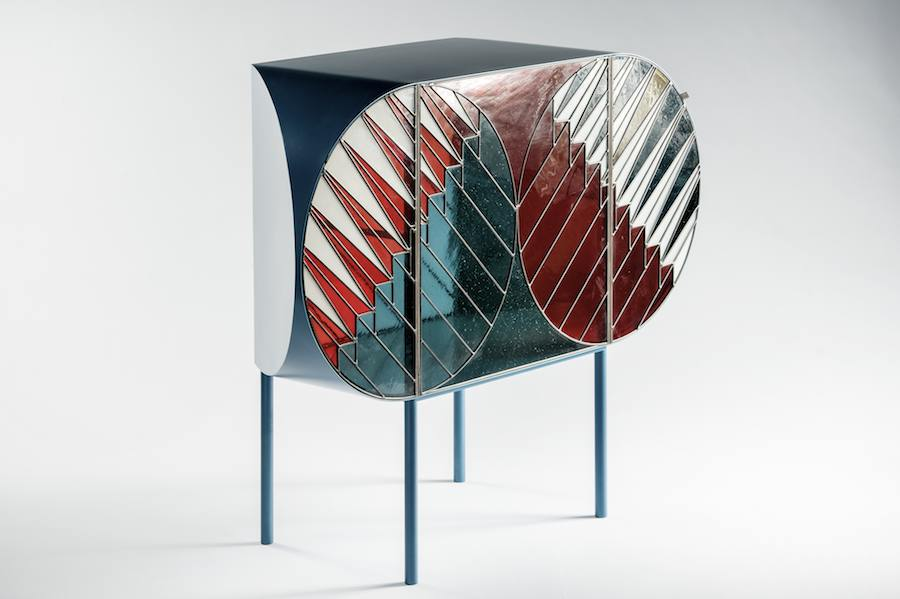 Credenza collection by Patricia Urquiola and Federico Pepe for Spazio Pontaccio