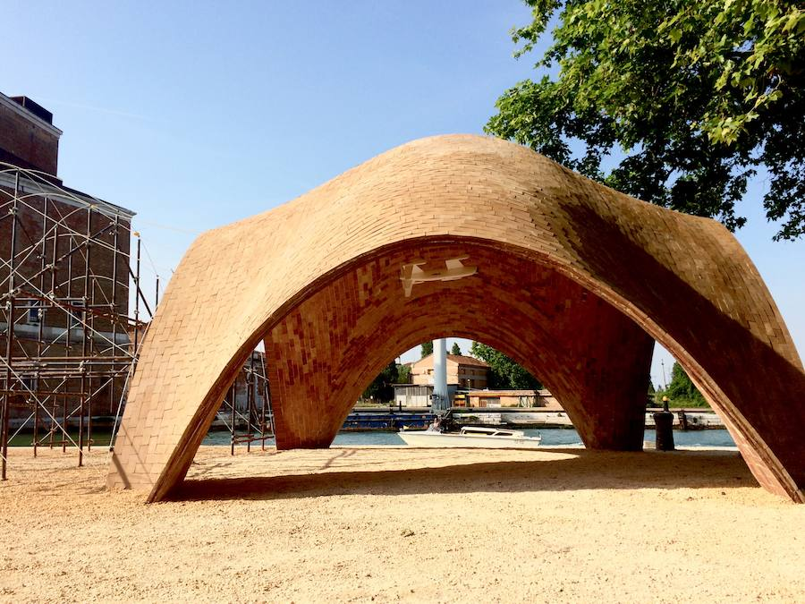 Droneport, Nomran Foster Foundation - Photo by ArchiPanic.