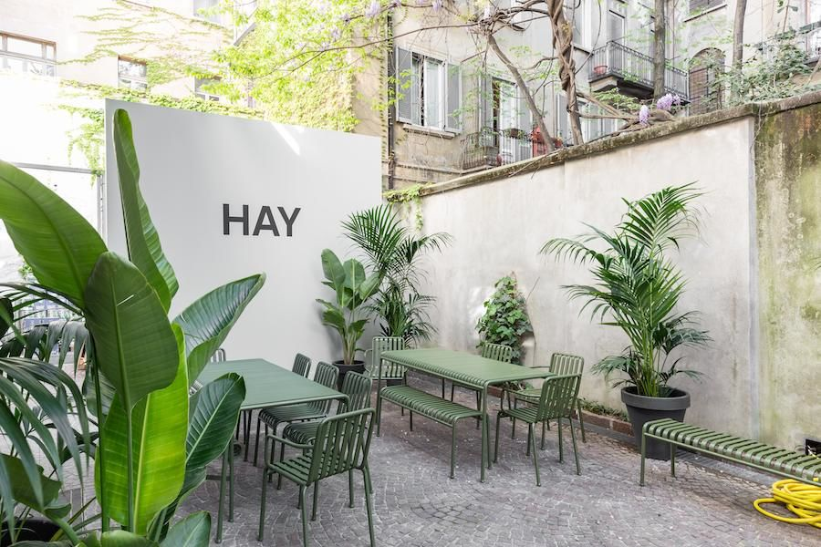 Palissade Bouroullec - Hay 2016