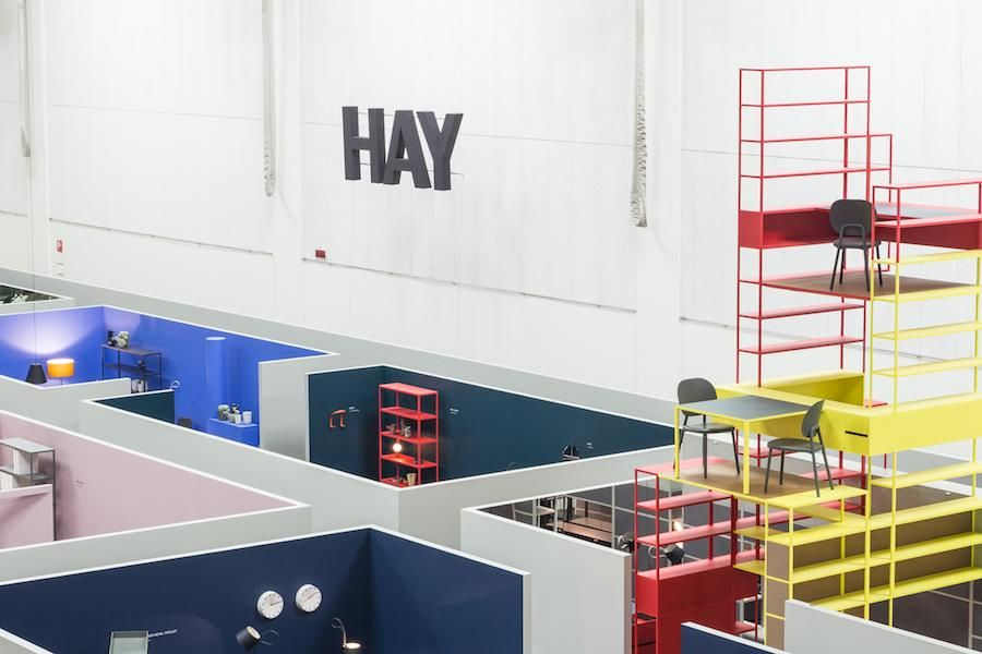 Hay 2016 for Hay design milano