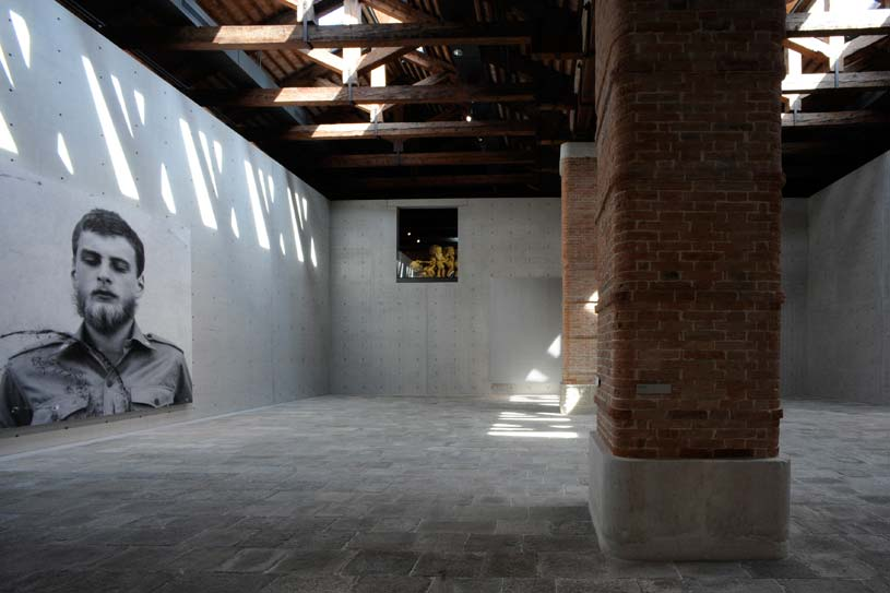 Tadao Ando Architect & Associates - Punta della Dogana - Ph. courtesy of Venice Biennale.