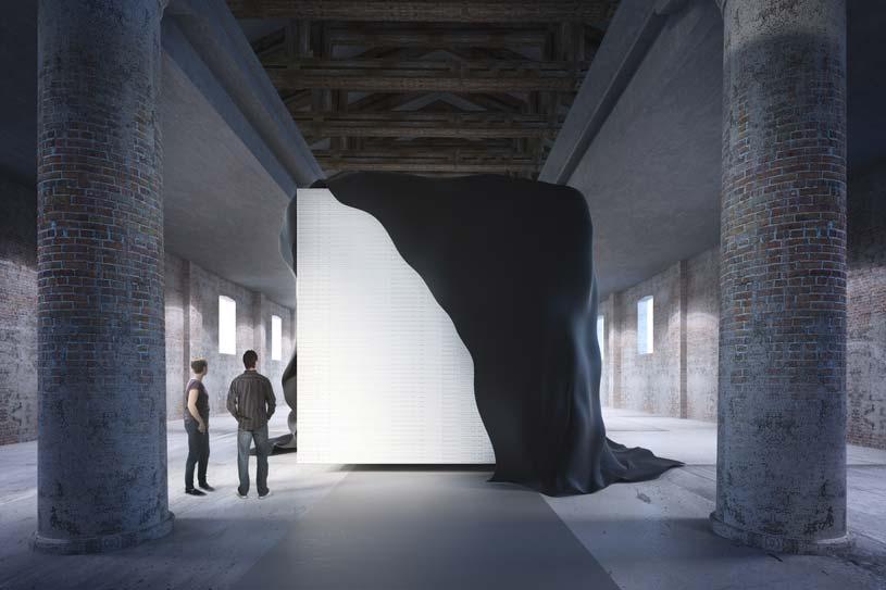 Werner Sobek - Beyond Form. Ephemeral Cube