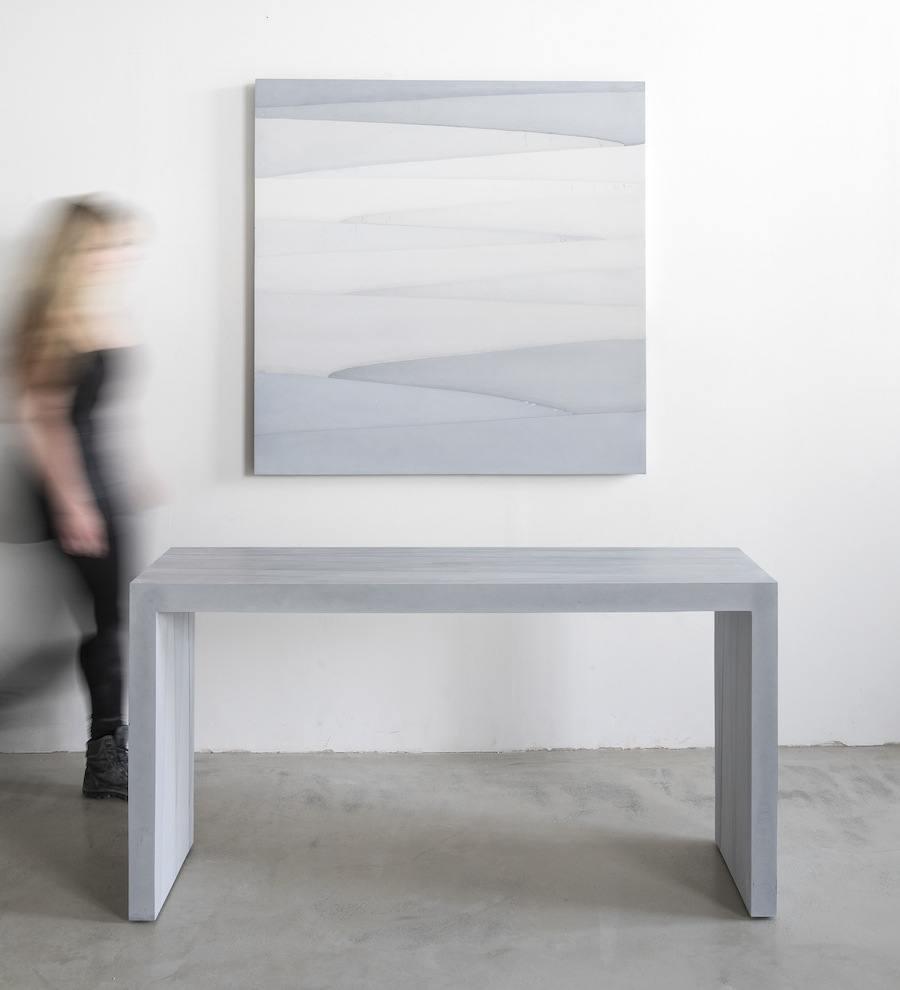 cement furniture. MMATERIAL By Ferdinando Mastrangelo. \u201c Cement Furniture R