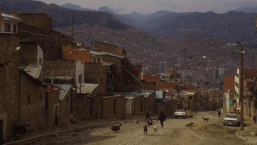 Tokyo-lization, La Paz - Image by Daigo Ishii+Future-scape.
