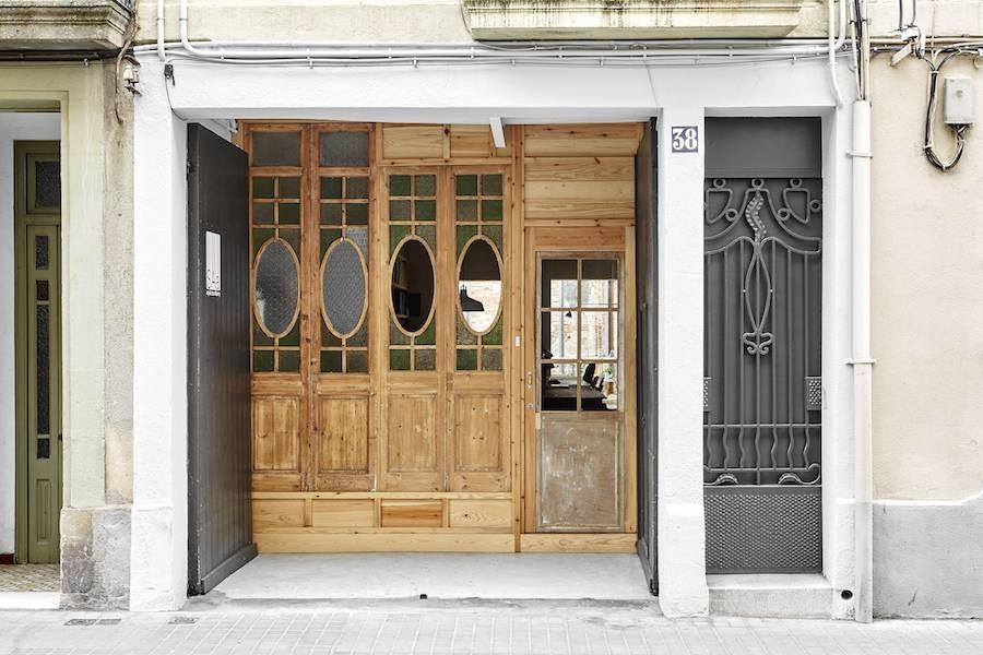 Saquet Arquitectes – Studio in Lacy Street.